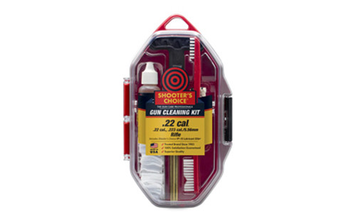 Shooters Choice 22cal Rfl Cln Kit