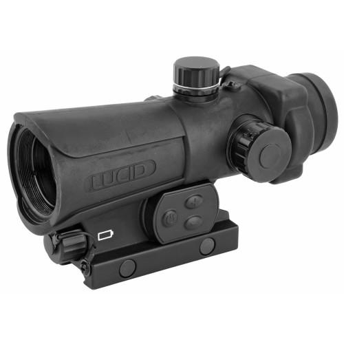 Lucid Hd7 Red Dot Sight Gen 3 Blk