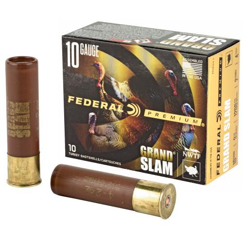 "Fed Grand Slam 10ga 3.5"" #4 2oz 10/5"