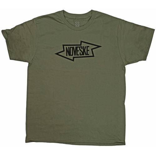 Noveske T-shirt Bolt Mil Green
