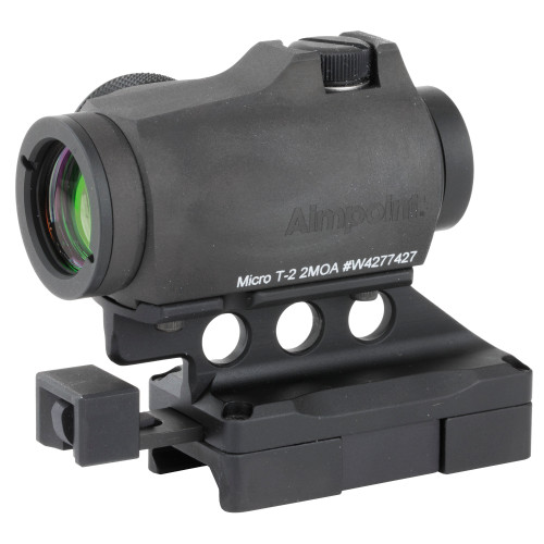 Kdg Aimpoint T2 Optic W/lwr 1/3 Mnt