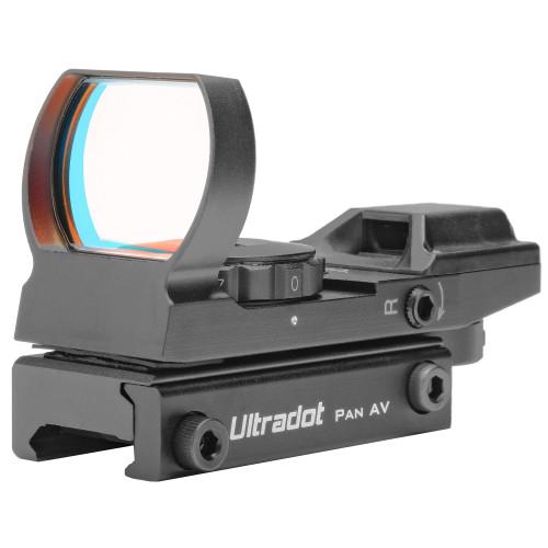 Aal Pan Av 33mm Red Dot 4moa Blk