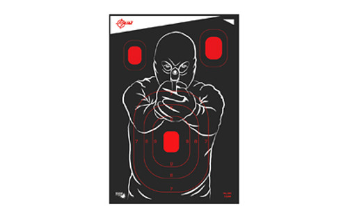 "Allen Ez Aim 12""x18"" Bad Guy 5pk"