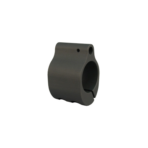 """Yhm Low Pro Gas Block.750"""" Clamp"""