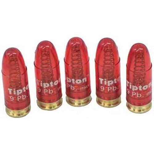 Tipton Snap Cap Pistol 9 mm Luger 5 Pack