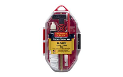 Shooters Choice 6.5cal Rfl Cln Kit