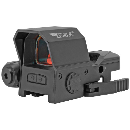 Bsa Prism 33x24mm W/ Laser Rd Blk
