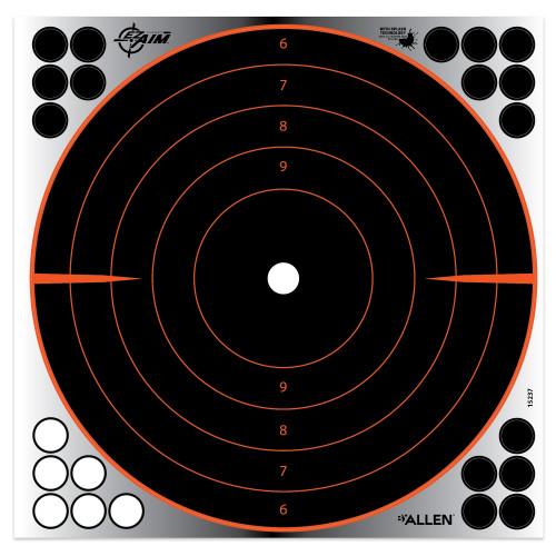 "Allen Ez Aim 12""x12"" Bullseye 4pk"