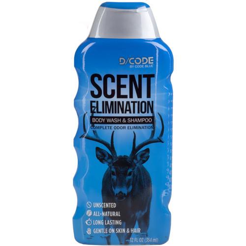 Code Blue Body Wash and Shampoo-12 oz