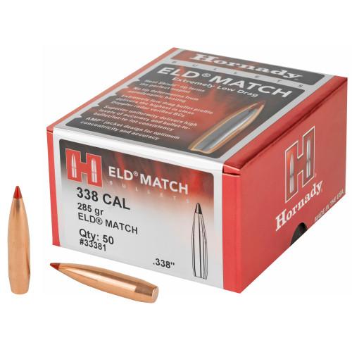 Hrndy Eld-m 338cal 285gr 50