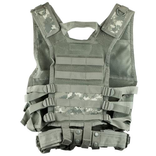 Ncstar Vism Tactical Vest Xs-sm Dgtl