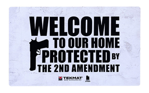 Tekmat Door Mat 2nd Amendment