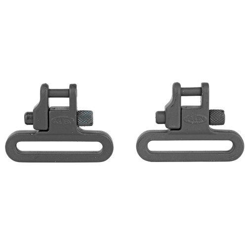 Allen Cast Swivels Blk 1.25