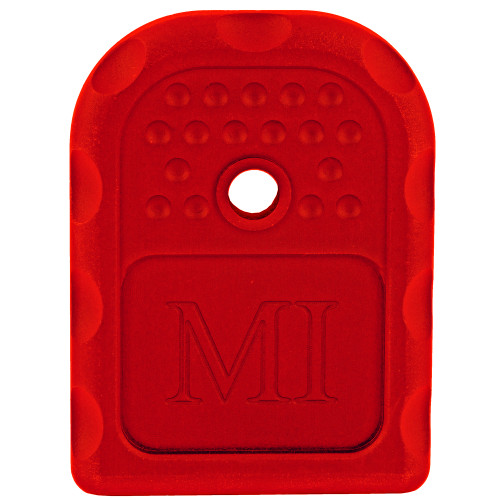 Mmidwest Base Plate For Glock - Red