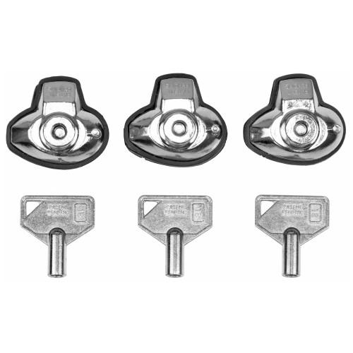 Dac Metal Trigger Lock 3pk