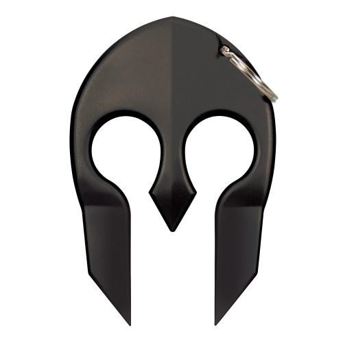 Ps Spartan Self Defense Kychn Blk