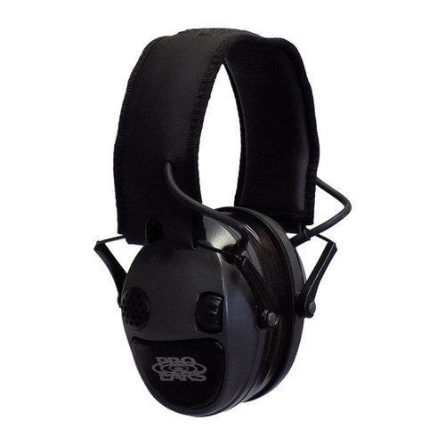 Pro Ears Silver 22 Electronic Hearing Protection Silver