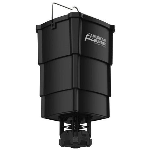 American Hunter Econ Feeder w 5 Gal Collapsible Hopper