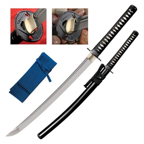 Cold Steel Wakizashi Long Handle Sword