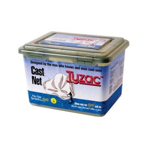 Betts Tyzac 3.5 foot Nylon Cast Net 1 4 inch Mesh