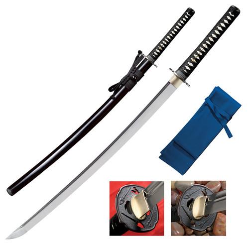 Cold Steel Katana Warrior Sword 29.25 in Blade