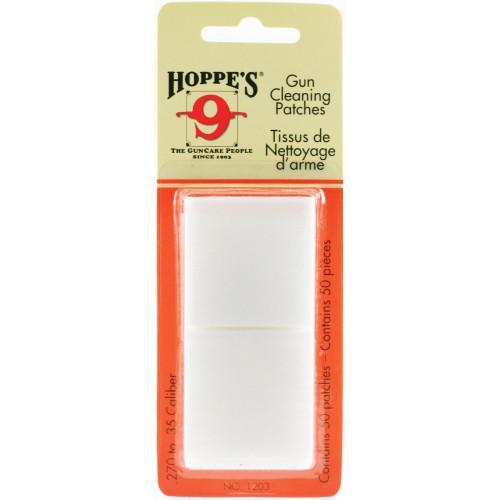 Hoppes Clng Patch 270-35 50/bag