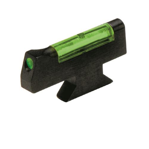Hi-Viz SandW DX Revolver Front Sight Height 0.250in - Green