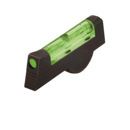 Hi-Viz SandW Revolver Pinned Front Sight - Green