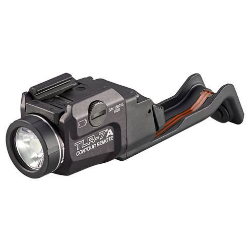 Streamlight TLR-7A w Integrated Contour Remote Switch Glock