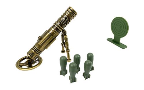Ravnwd Mini Mortar W/shells And Trgt