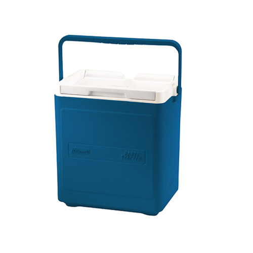 Coleman 20 Can Party Stacker Cooler Blue 3000000485