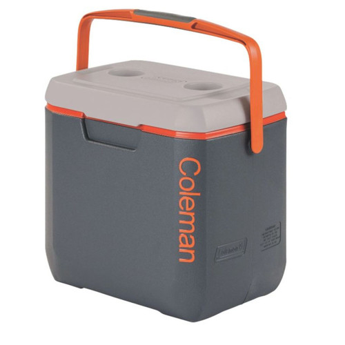 Coleman Cooler 28Qt Dgry Org Lgry Omld 5878 C004