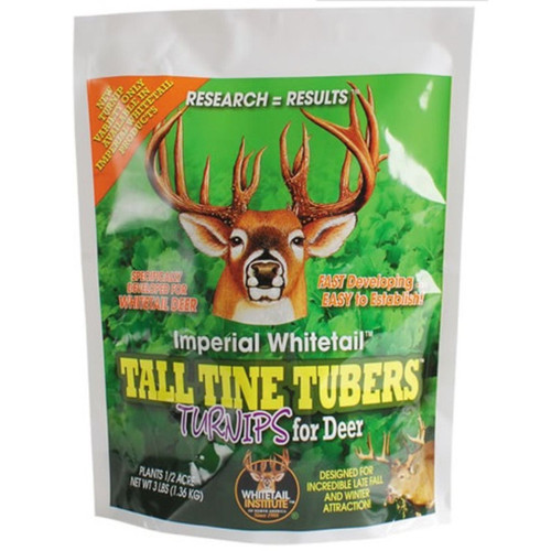Whitetail Insitute Imperial Whitetail Tall Tine Tubers