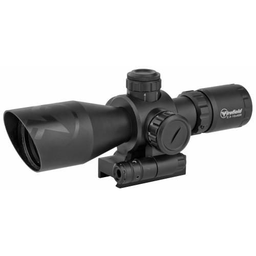 Firefield Barrage 2.5-10x40 W/laser