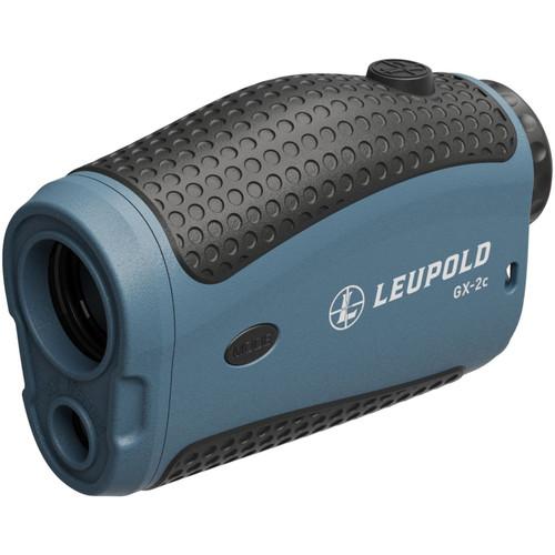 Leupold Golf GX-2c Digital Golf Rangefinding Monocular Blue