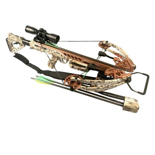 SA Sports Empire Aggressor Kryptek 390 Crossbow