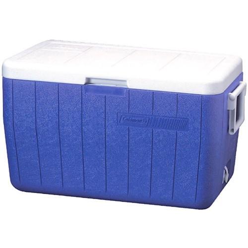 Coleman 48 Quart Blue Personal Cooler