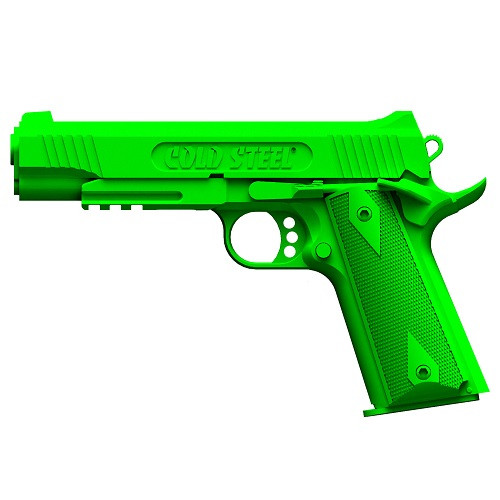 Cold Steel 1911 Down Position Rubber Training Pistol