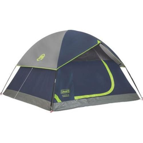 Coleman Tent 7X7 Sundome 3P Navy Grey C004