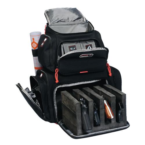 G-outdrs Gps Handgunner Backpack Blk - GOGPS-1711BPE