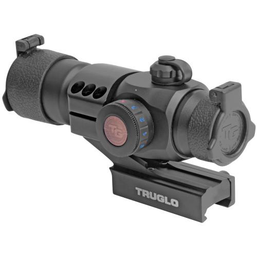 Truglo Red Dot 30mm 3clr Ar Black