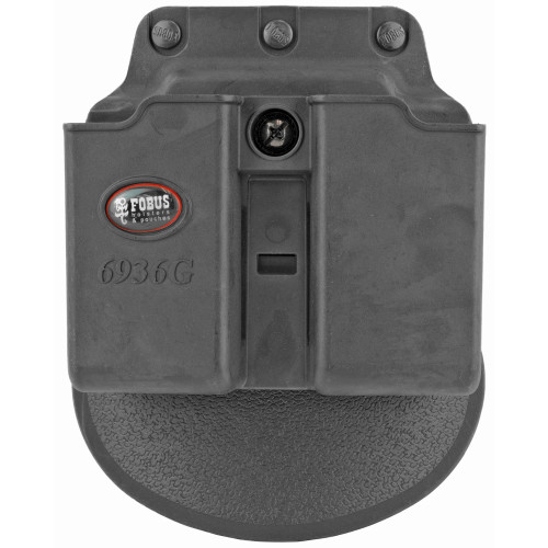 Fobus Pdl Dbl Mag Pouch For Glk 36
