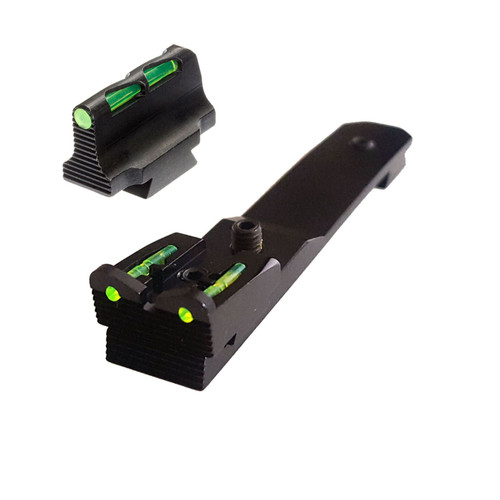 HIVIZ LiteWave Front and Rear Sight Combo Henry .22 LR Rifle