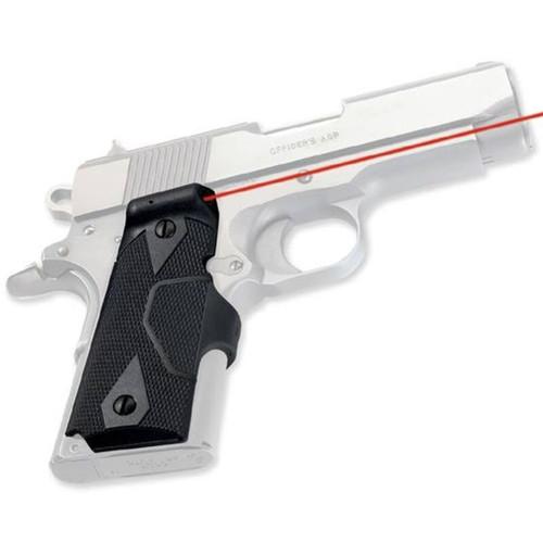 Crimson Trace LG-404 Red Laser Grip 1911