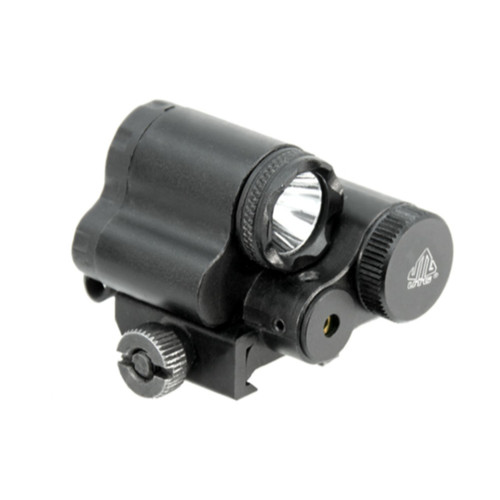 Leapers UTG Sub-compact LED Light Aiming Adjust Red Laser