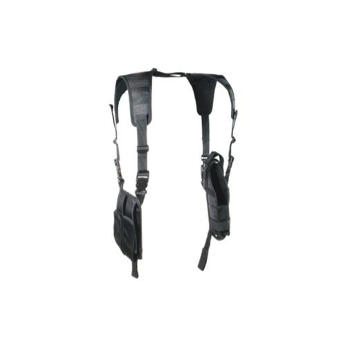 Leapers UTG Law Enforce Vert Reversible Shoulder Holster-Blk