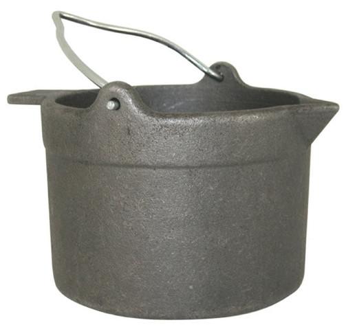 Lyman Reloading Cast Iron Lead Pot 10-Pounds