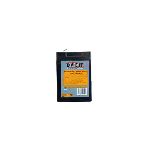 Covert 6.4V LifePo4 Battery