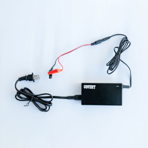 Covert 6.4V LifePo4 Wall Charger