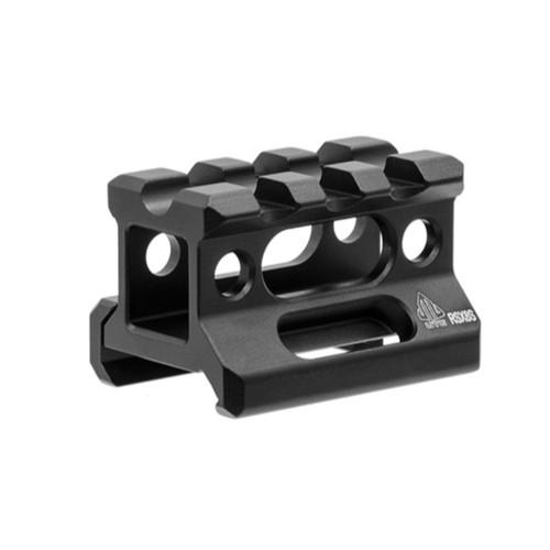Leapers UTG Super Slim Picatinny Riser Mount 0.83 inH 3 Slot